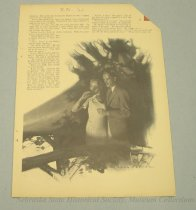 Image of 10645-2616 - Clipping, Magazine; Article; John Falter; Offset Lithograph; Redbook