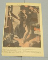 Image of 10645-2644 - Clipping, Magazine; Article; John Falter; Offset Lithograph; Redbook