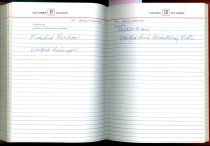 Image of RG4121.AM.S2.F28 Diary 1971 Oct 12, NSHS Archives