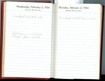 Image of RG4121.AM.S2.F9 Daily Reminder 1954 Feb 4 NSHS Archives