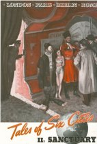 Image of 10645-322 - Proof, Printing; John Falter; Offset Lithograph