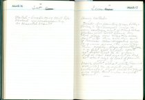 Image of RG4121.AM.S2.F13 Diary 1957 Mar 17, NSHS Archives