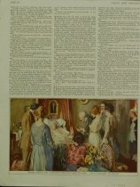 Image of 10645-3448 - Clipping, Magazine; Worth Brehm; Offset Lithograph; Woman's Home Companion; November 1922