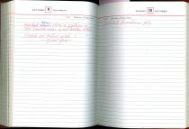 Image of RG4121.AM.S2.F28 Diary 1971 Oct 10, NSHS Archives