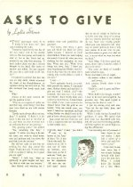 Image of 10645-376-(B) - Clipping, Magazine; Article; John Falter; Offset Lithograph; Progress