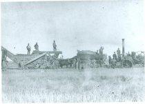Image of RG4121.AM.S5.F142.Thrashing.Stats.S.Dakota.State.H.S.John.Prices.Thresher,