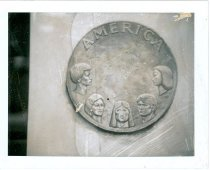Image of RG4121.AM.S5.F105 AMERICA SEAL DESIGN