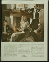 Image of 10645-392-(B) - Clipping, Magazine; Article; John Falter; Offset Lithograph