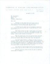 Image of RG4121.AM.S5.F41 U of Penn. Medical School Painting Correspondence 1.1, NSH