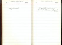 Image of RG4121.AM.S2.F10 Diary 1955 Jan 7