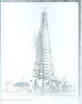 Image of RG4121.AM.S5.F184 1981 Oil Well Scrap Copied Photograph AH, NSHS Archives