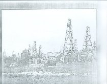 Image of RG4121.AM.S5.F184 1981 Oil Well Scrap Copied Photograph Z, NSHS Archives