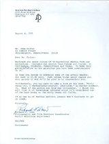 Image of RG4121.AM.S5.F184 1981 Oil Well Scrap Letter Richard E. Drew to John Falte,