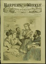 Image of 10645-4270 - Clipping, Magazine; Winslow Homer; Letterpress; Our Next President; Harper's Weekly
