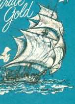 Image of 10645-4500 - Pamphlet; Charles Coppock; Offset Lithograph; Pirate Gold