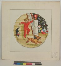 Image of 10645-50 - Painting; John Falter; Watercolor; Comprehensive Sketch