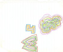 Image of 10645-5190 - Drawing; Jay Wiley; Ink