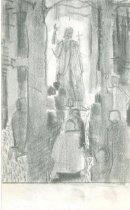 Image of 10645-5322 - Drawing; John Falter; Graphite