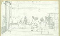 Image of 10645-5693 - Drawing; John Falter; Graphite