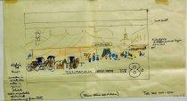 Image of 10645-5747 - Sketch; John Falter; Chautauqua Stamp