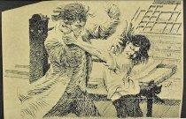 Image of 10645-5827-(2) - Sketch; John Falter; Benjamin Franklin