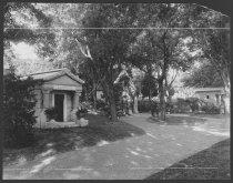 Image of Wyuka Cemetery, Lincoln, Nebraska