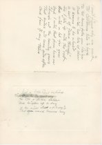 Image of 10800-29 - Letter, Charles Simmons
