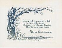 Image of 10800-36-(1-2) - Postcard, Charles Simmons