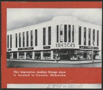 Image of S.S. Kresge Store, Lincoln, Nebraska