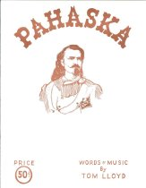 Image of 11055-1895 - Sheet Music; Pahaska, Tom Lloyd