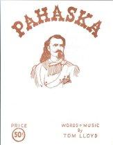 Image of 11055-1896 - Sheet Music; Pahaska, Tom Lloyd