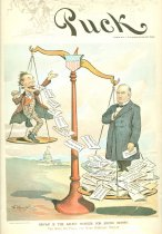 Image of 11055-2071-(1) - Magazine; William Jennings Bryan; Puck