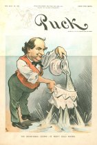 Image of 11055-2073 - Magazine; William Jennings Bryan; Puck