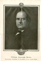 Image of 11055-2089 - Magazine; William Jennings Bryan; Page for Harpers Weekly