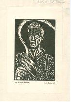 Image of 11055-2134 - Cover, Brochure, Lincoln Artists Guild 1937; Nebraska Wesleyan University