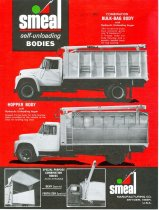 Image of 11055-2385 - Brochure, Smeal Self-Unloading Bodies; Smeal Manufacturing Co., Snyder, NE