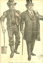 Image of 11082-67 - Cartoon; William Jennings Bryan