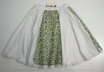 Image of 11262-16 - Skirt, Square Dancing, White
