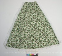 Image of 11262-24-(1-3) - Skirt Panels, Square Dancing, Holly Pattern