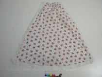 Image of 11262-28-(1-2) - Skirt Panels, Square Dancing, Flag Pattern