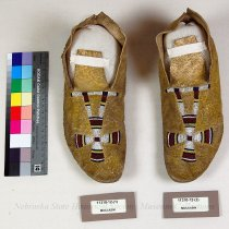 Image of 11310-12-(1-2) - Moccasins, Pair