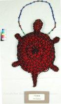 Image of 11310-9 - Pin Cushion; Turtle Shape
