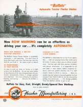 Image of 11421-54 - Flyer, Fleischer Manufacturing Inc., Automatic Tractor Planter Maker