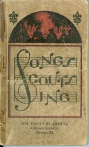 Image of 11546-4 - Book; Songs Scouts Sing