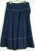 Image of 11640-128 - Skirt, Denim
