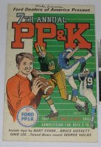 Image of 11640-198 - Booklet, 7th Annual Punt, Pass, and Kick Competition, 1967