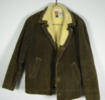 Image of 11640-231 - Jacket, Brown Cordoroy