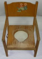 Image of 11640-268-(1-3) - Chair, Potty