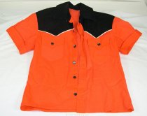 Image of 11640-329 - Shirt, Falls City Marching Band, Orange and Black