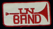 Image of 11640-330 - Patch, University of Nebraska Marching Band